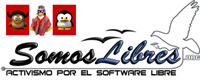 Somos Libres is Media sponsor of FOSS4G 2010